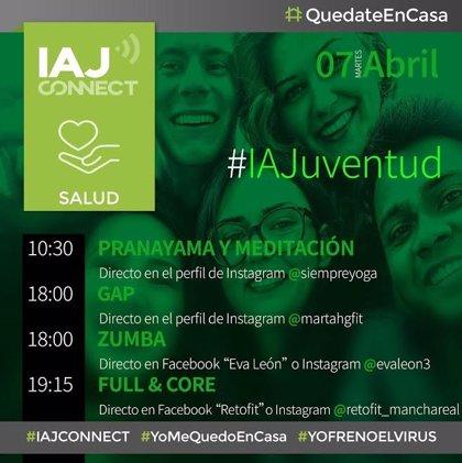 El Instituto Andaluz de la Juventud ofrece más de 40 cursos gratuitos 'on line' durante el confinamiento