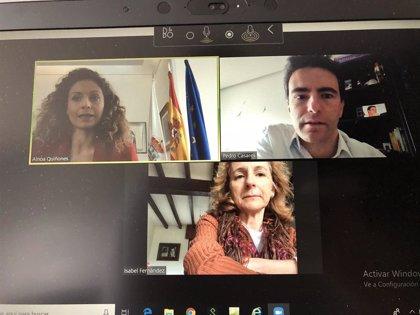 El PSOE valora la coordinación para abastecimiento de material sanitario y desinfección