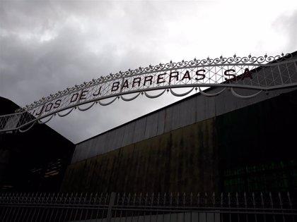 El astillero vigués Barreras plantea un ERTE de tres meses para la mayor parte de sus empleados