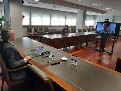 Javier Izquierdo aclara a Cecale que el 50% de los créditos ICO anunciados están reservados para Pymes