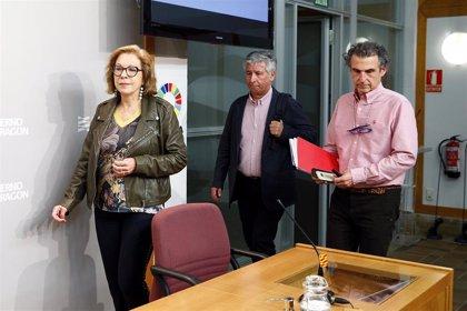 Los 28.800 test rápidos recibidos en Aragón se realizarán en hospitales y residencias de mayores