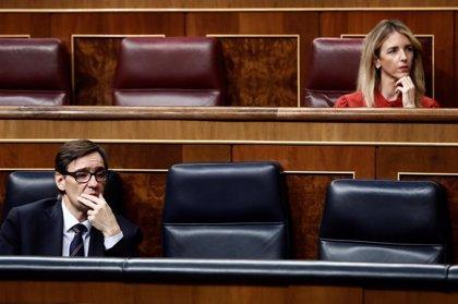 """Diputados del PP salen en tromba contra el PSOE por """"mentir"""" sobre la actividad del Parlamento"""