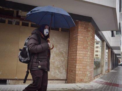 Galicia recibe más de 1,3 millones de mascarillas del Gobierno