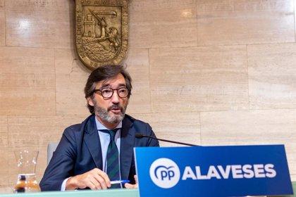 """Coronavirus.- PP de Álava pide """"generalizar"""" las pruebas en las residencias antes de presentar síntomas de Covid-19"""