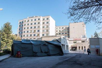 Los hospitales de Madrid registran 551 pacientes menos en 24h y la caída de ingresados es de casi 800 en tres días