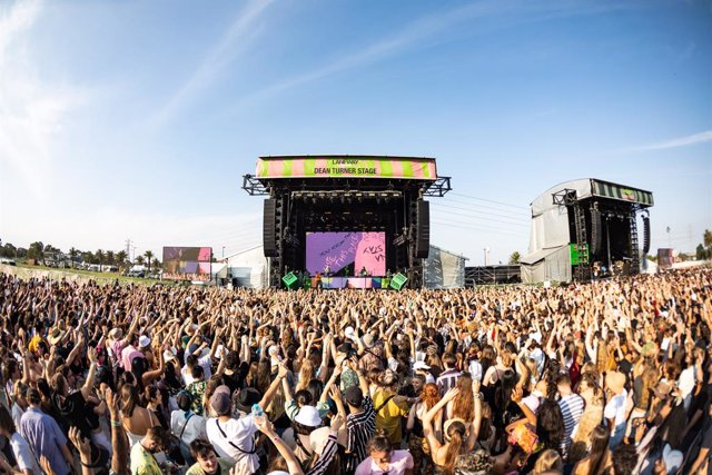 St Jerome's Laneway Festival 2020 - Melbourne    MELBOURNE, AUSTRALIA - FEBRUARY 08: Ruel performs at St Jerome's Laneway Festival on February 08, 2020 in Melbourne, Australia. (Photo by Mackenzie Sweetnam/Getty Images)