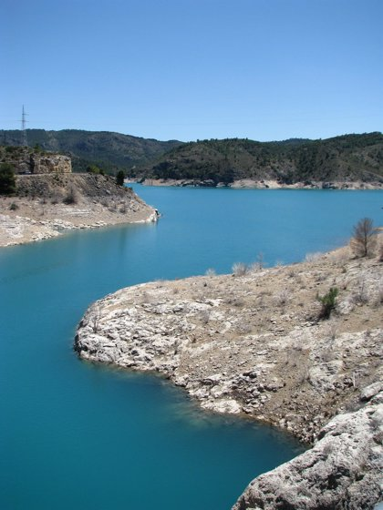 Los pantanos de la cuenca del Segura aumentan 21 hm3 sus reservas en la última semana