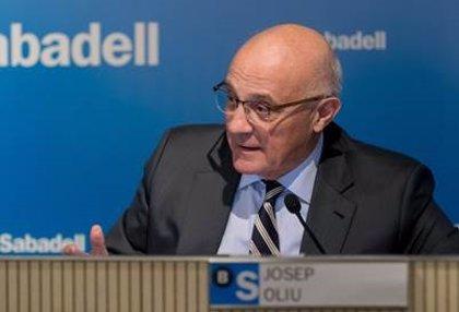 La cúpula de Banco Sabadell y TSB renuncia a la retribución variable de 2020 por el Covid-19