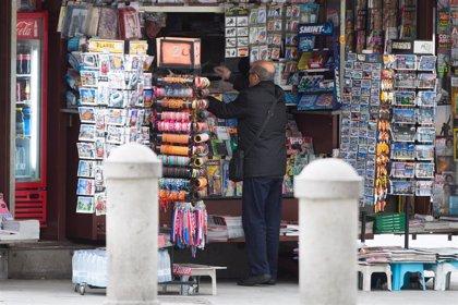 El Sábado Santo no habrá periódicos a la venta en los quioscos españoles, segundo día del año sin prensa en papel
