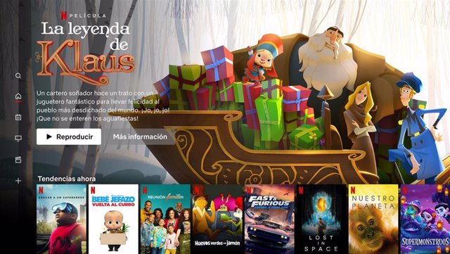 Contenidos infantiles en Netflix