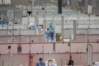 """Ifema será clave en el repliegue en hospitales y estará abierto """"el tiempo que sea necesario"""""""