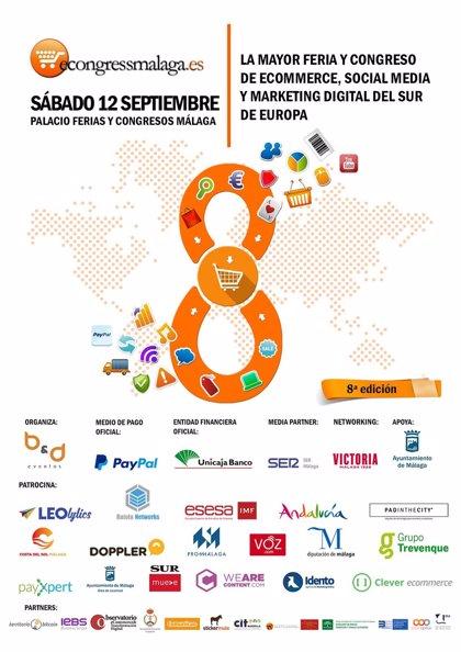La octava edición del 'eCongress Málaga' se aplaza al 12 de septiembre por la crisis del coronavirus