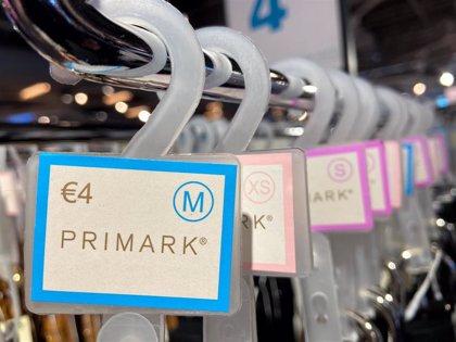 Primark realiza un nuevo ERTE de reducción de jornada para sus oficinas y dirección de tiendas