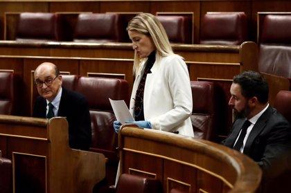 Ciudadanos celebra que el Congreso vaya a reanudar el control al Gobierno, pero pide sesiones telemáticas