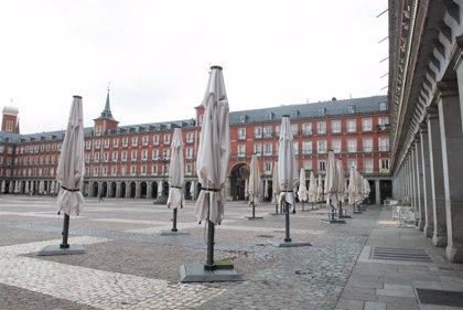 """La OCDE observa una """"fuerte desaceleración"""" de España por el coronavirus"""