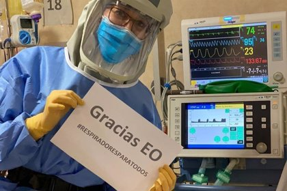 La Universidad CEU San Pablo y la Fundación Nemesio Diez facilitan tres respiradores para HM Hospitales