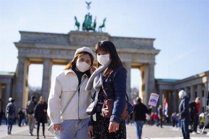 El PIB de Alemania caerá un 4,2% en 2020 tras hundirse casi un 10% en el segundo trimestre por la pandemia