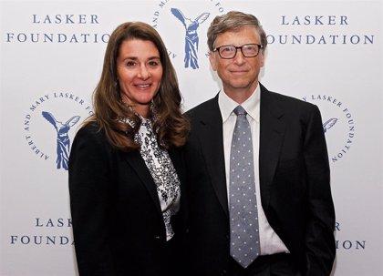 Bill y Melinda Gates donarán 125 millones de dólares para desarrollar la vacuna contra el COVID-19