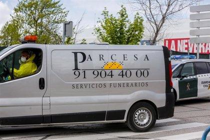Fallecidos en Madrid con Covid-19 podrán ser incinerados en Burgos o Ponferrada si la familia lo autoriza