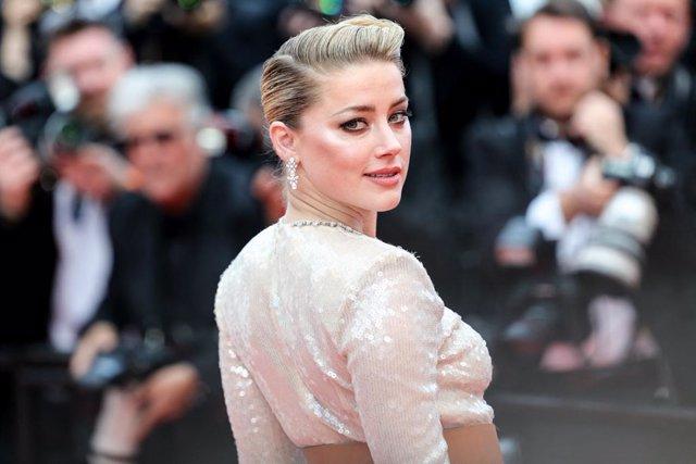Amber Heard en Cannes: