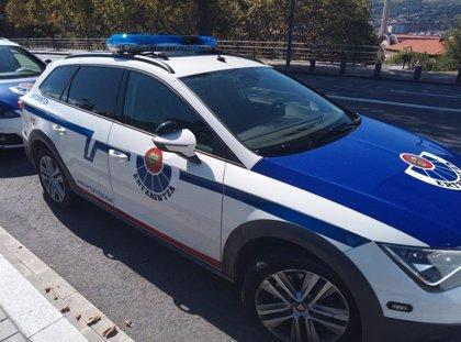 La Ertzaintza y las policías locales incoaron este martes 362 denuncias y detuvieron a siete personas