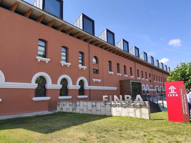 Sede del Intituto de Investigación Sanitaria del Principado de Asturias (ISPA) y de la Fundación para la Investigación y la Innovación Biosanitaria del Principado de Asturias (Finba).