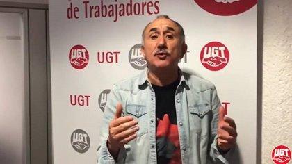 """UGT pide """"cautela y protección"""" para los trabajadores en la """"deshibernación"""" de la economía"""