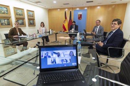 """El Gobierno regional emplaza a tramitar """"cuanto antes"""" unos presupuestos """"adaptados"""" a la crisis sanitaria"""