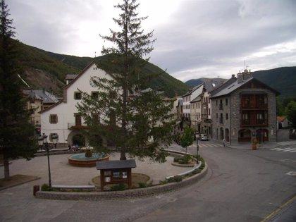 Los contagios se estabilizan en Biescas, aunque 24 vecinos siguen ingresados en el hospital San Jorge de Huesca