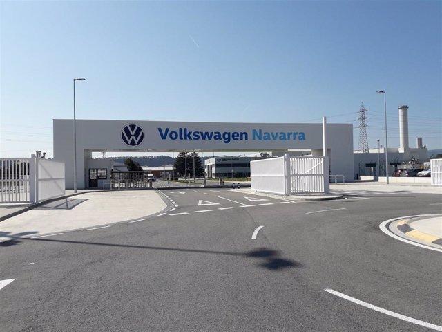 Fábrica de Volkswagen Navarra.