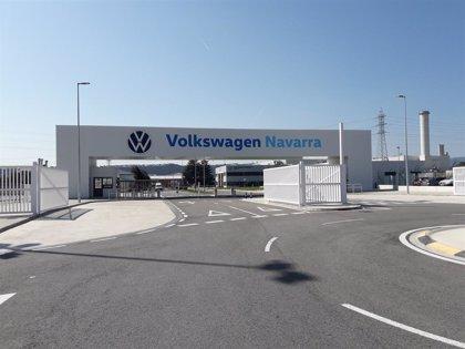 La vuelta a la actividad en Volkswagen Navarra, pendiente de la reactivación del mercado del automóvil