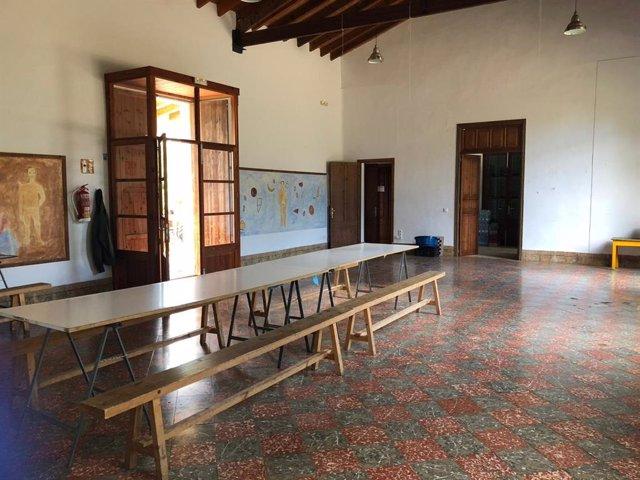 Un nuevo albergue para usuarios de la red de inclusión habilitado por el IMAS y el Ayuntamiento de Manacor.