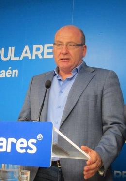 El senador del PP por Jaén Javier Márquez/Archivo