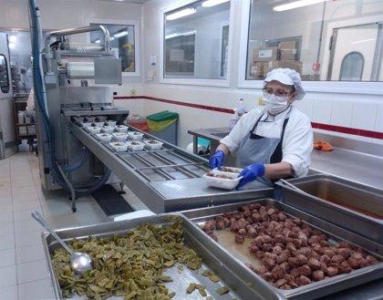 La cocina de Ángel León llega este viernes a 30.000pacientes y sanitarios de toda España