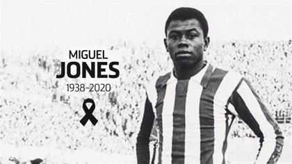 Fallece con 81 años Miguel Jones, histórico jugador del Atlético de Madrid