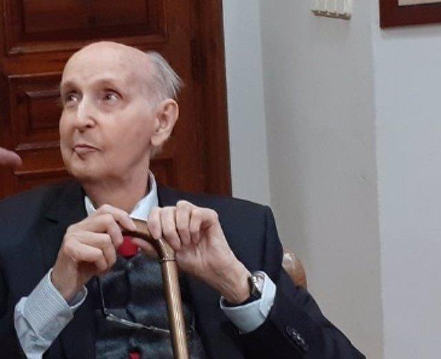 El presidente del Consell Valencià de Cultura (CVC), Santiago Grisolía