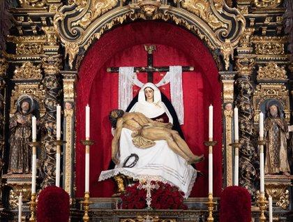 El rey Felipe VI llama a los presidentes de las agrupaciones de cofradías de Sevilla y Málaga