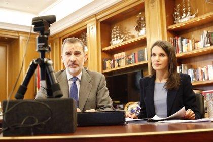 El Rey Felipe VI llama al presidente del Consejo de Hermandades de Sevilla y conoce la labor social de las corporaciones