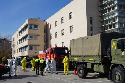 Unos 8.500 mayores usuarios de residencias han fallecido en España en el marco de la pandemia del coronavirus