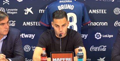 """Bruno: """"Hay mucha gente muriendo para que yo me preocupe de mi contrato"""""""