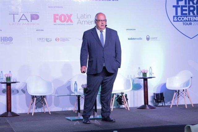 Carlos del Campo, director adjunto a la Presidencia de LaLiga.