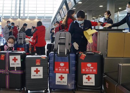 China confirma dos nuevos casos de coronavirus de transmisión local y 61 importados