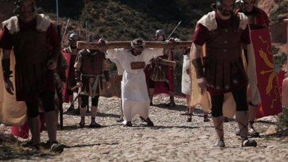 El Drama de la Cruz de Alcorisa se revivirá este año en un video que se podrá seguir por Internet