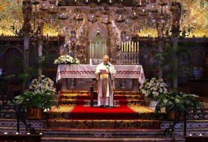 IB3 ofrece a las 19.00 horas la retransmisión del oficio del Jueves Santo en la Catedral de Mallorca