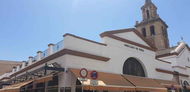 Mercado de la calle Feria de Sevilla
