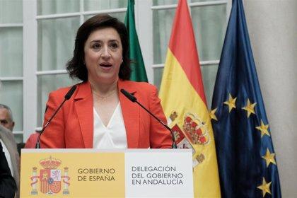 Delegada del Gobierno en Andalucía muestra sus condolencias por la muerte por coronavirus del agente de Guardia Civil