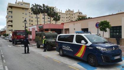 A prisión en Fuengirola (Málaga) por desobediencia reiterada del confinamiento