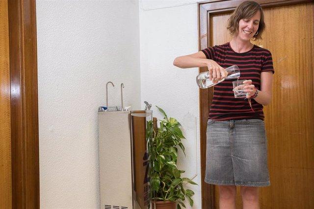 El Ayuntamiento ha instalado fuentes de agua del grifo en edificios municipales