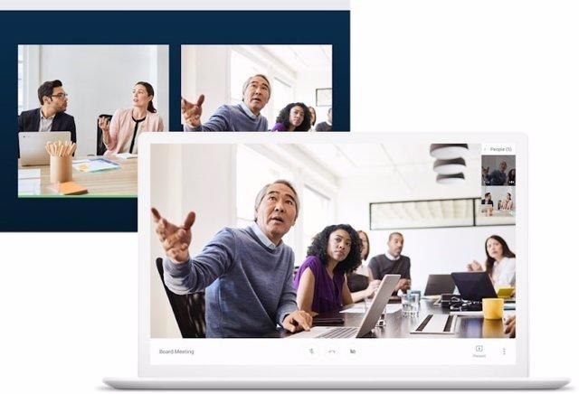 Google renombra como Google Meet su servicio de videollamadas Hangouts Meet