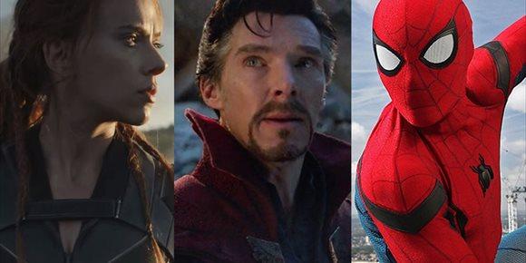 7. Calendario de estreno de películas Marvel: Así queda el MCU tras el coronavirus